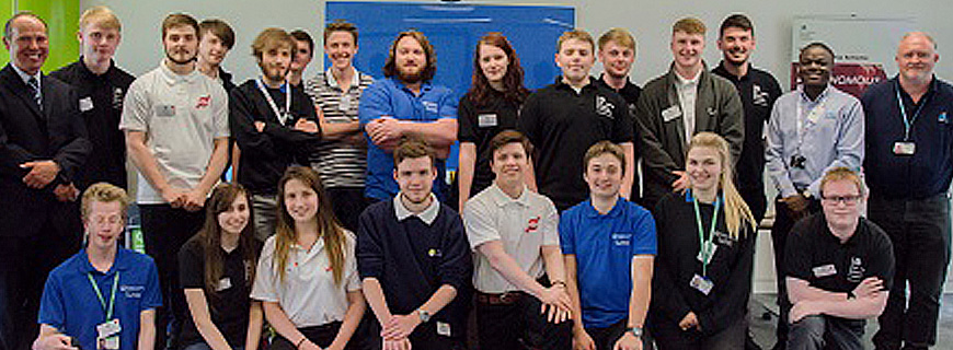Apprectices Take Plaudits at National Contest