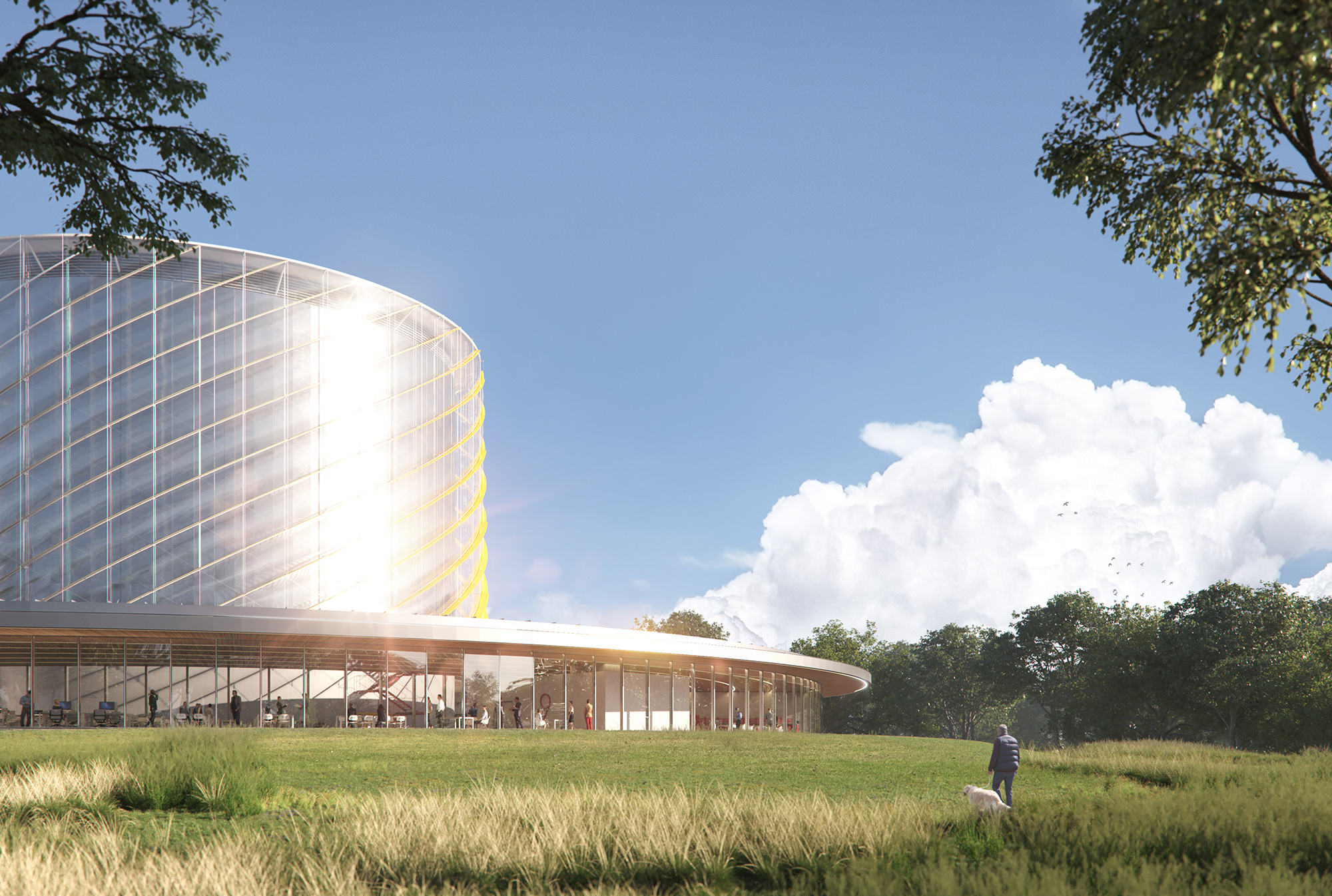 General Fusion to build its Fusion Demonstration Plant at UKAEA's Culham Science Centre