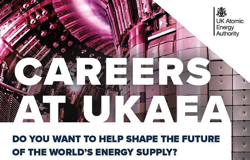 UKAEA Recruitment Fair 19 September 2018