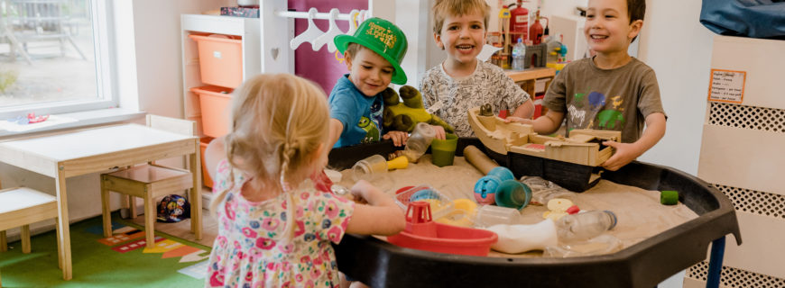 Congratulations to Culham Science Centre Nursery & Preschool for third consecutive outstanding Ofsted rating
